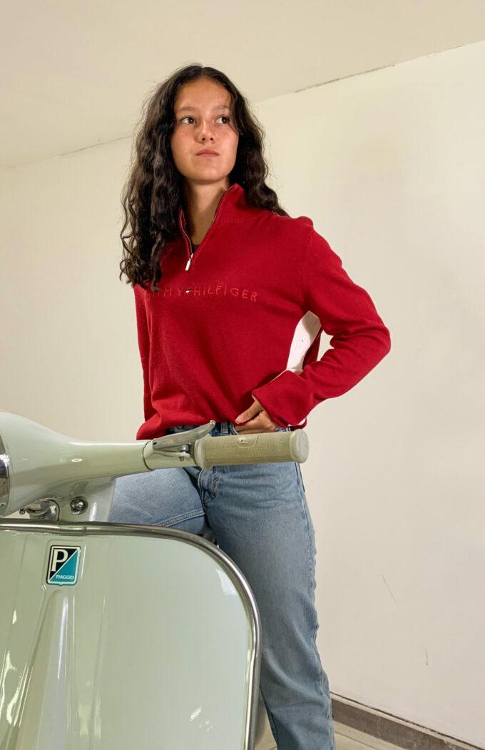 Vintage 4 Fashion Vintage Tommy Hilfiger High Neck Sweater 2 2 scaled